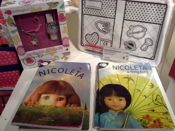 Nicoleta est aussi a Palma ..!!!
