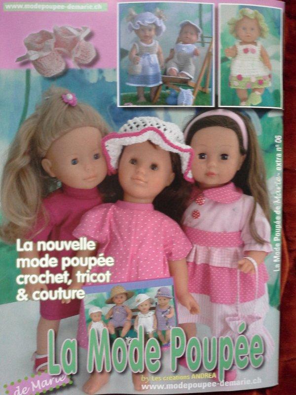 La mode poupée de Marie nº6 ...