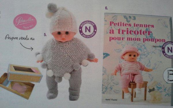 Du nouveau chez Bergère de France et Petitcollin .!