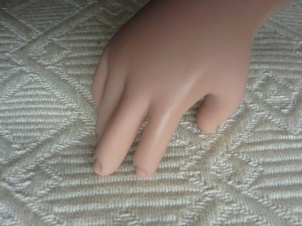 Des pieds et des mains ..!!
