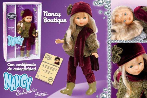 Nancy de Famosa, les rééditions ...