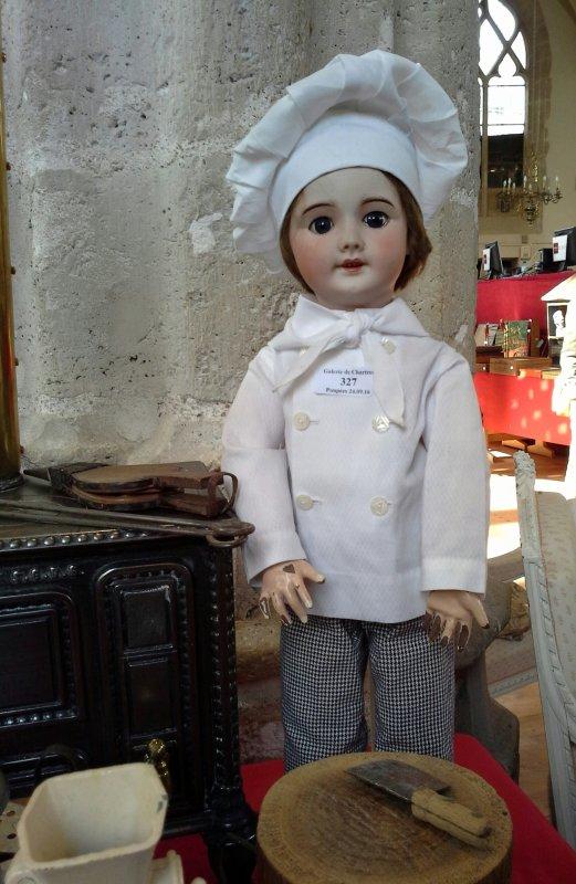 "A Chartres,  la ""Grange à Janou ""-1-"