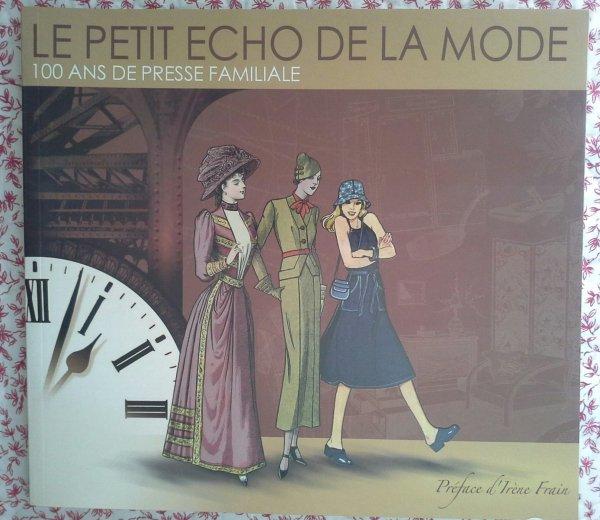 """Le petit écho de la mode ....en """"écho """" a Hélène !!"""