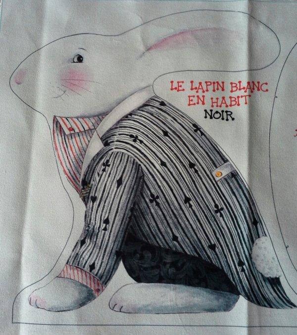 Poser un lapin ......!