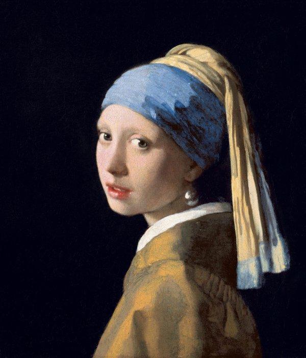 Voir Vermeer .......ou l'éloge du temps suspendu