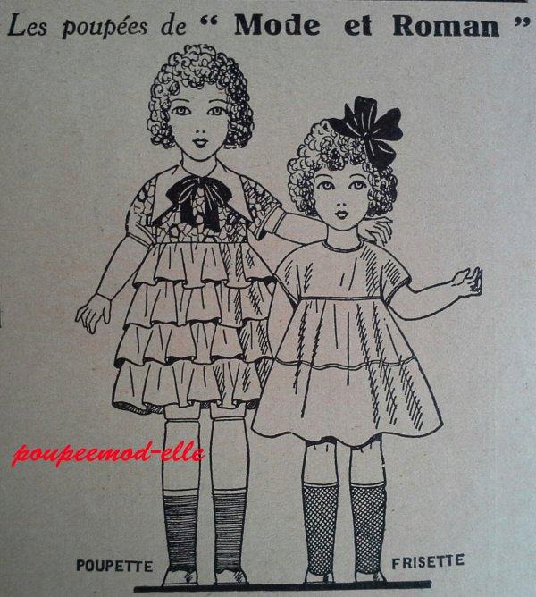 Au hasard des brocantes et vide greniers .. de la mode,des romans et des poupées ..!!!