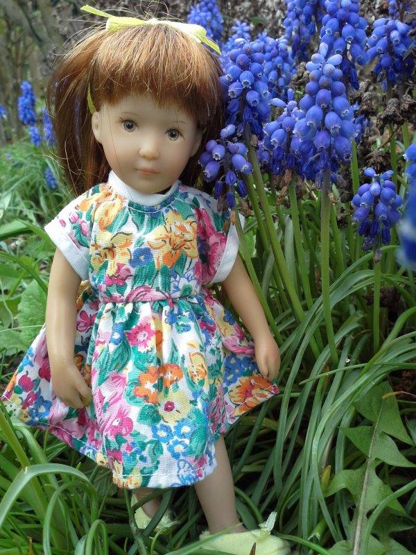 Le retour de Finchen annonce le retour du printemps..!!!