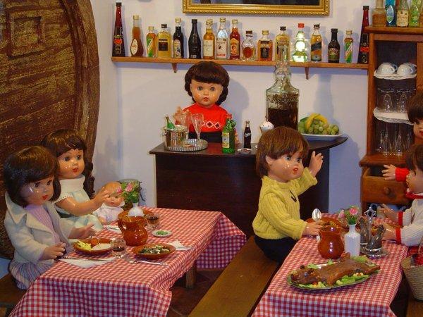 Toujours à Palma avec Mariquita et Juanin  -1-