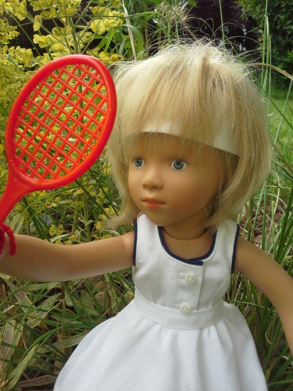En finale à Roland Garros ..!!!