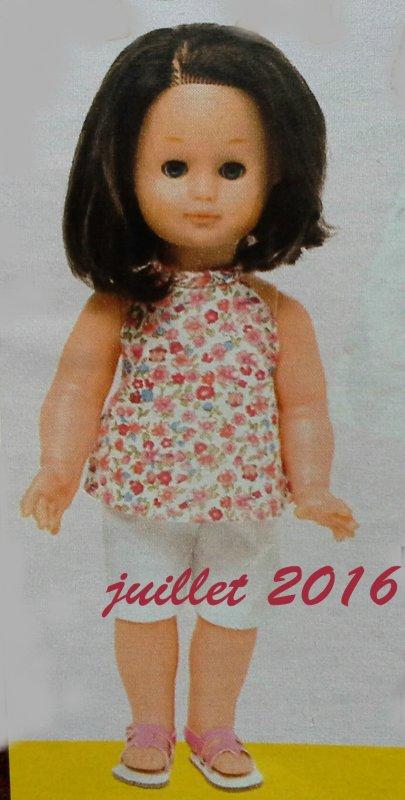 MTX - juillet 2017......haut et short  !!!!