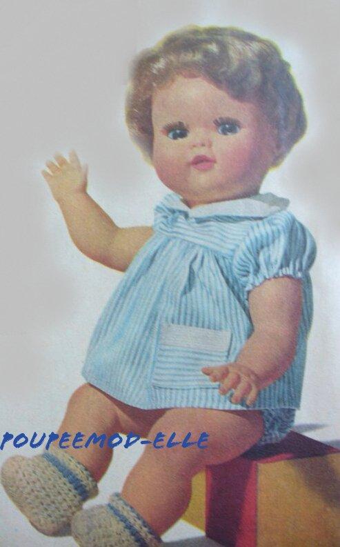 Femme d'aujourd'hui. .Un cousin pour Joël !!...