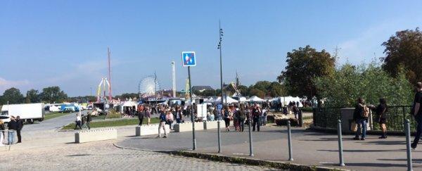 Braderie de Lille -1- le cadre