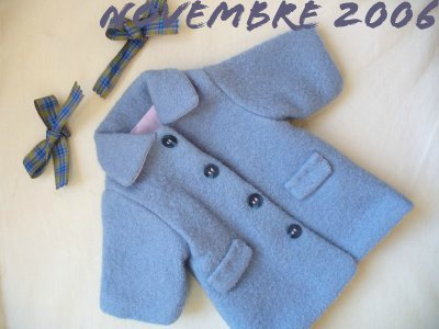 """MTX - novembre 2017......le """"cher"""" manteau d'Emilie !!!!"""