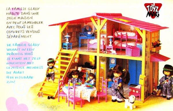 Famille Glady ..regroupements familiaux !!