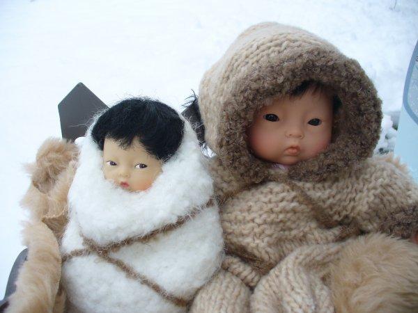 Sortons nos grosses laines !!!