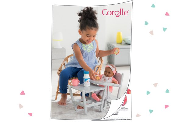 Corolle-le nouveau catalogue est en ligne !