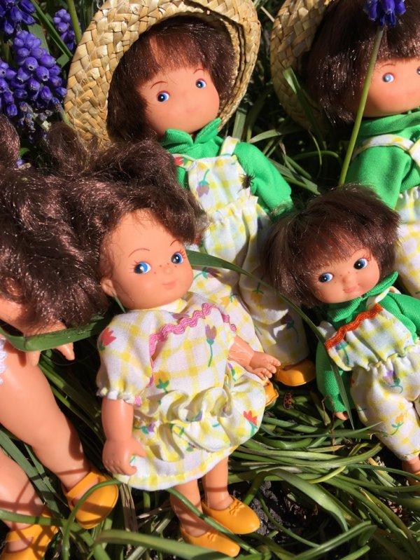 Le printemps de la famille Glady..!