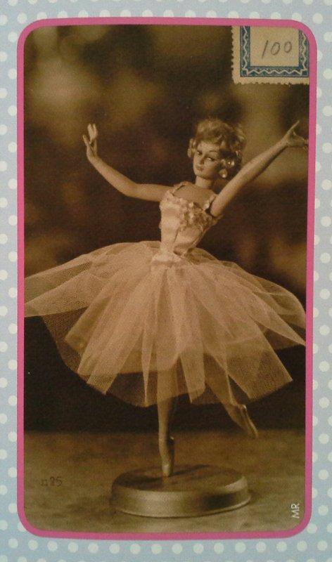 une histoire de ballerine :Paulova..!