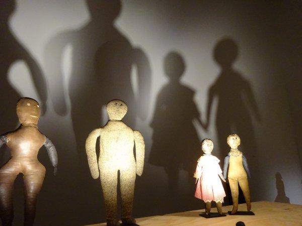 """Expo""""Black dolls"""", l'assurance d'une forte émotion ..-1/ 2"""