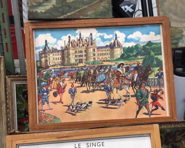 À Chambord, florilège -1-