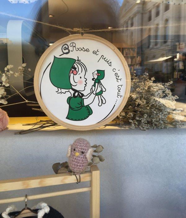 A condition de savoir crocheter..!! 1/2