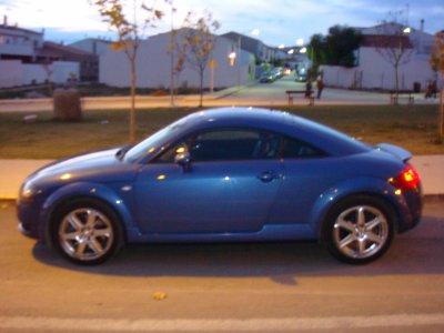 Se Vende Audi Tt Coupé 18 Turbo 180 Cv Blog De 25locuramanias Laly