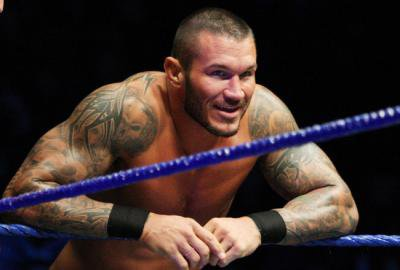 Anniversaire de Randy Orton