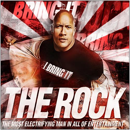 Anniversaire de Dwayne 'The Rock' Johnson