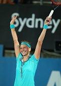 Sydney 1 er titre 2015