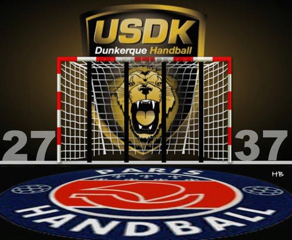 """Spécial """"USDK - PSG : Les lions restent en cage"""" - Image n° 3/4 !..."""