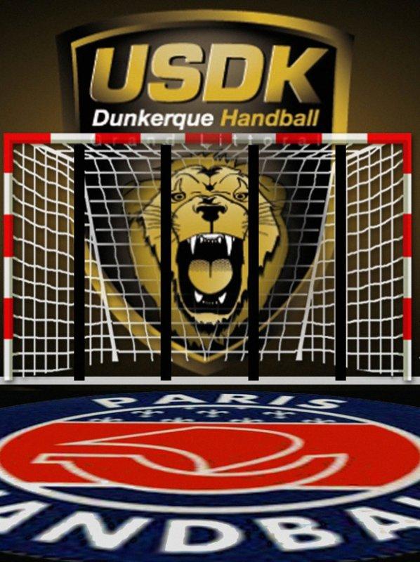 """Spécial """"USDK - PSG : Les lions restent en cage"""" - Image n° 2/4 !..."""