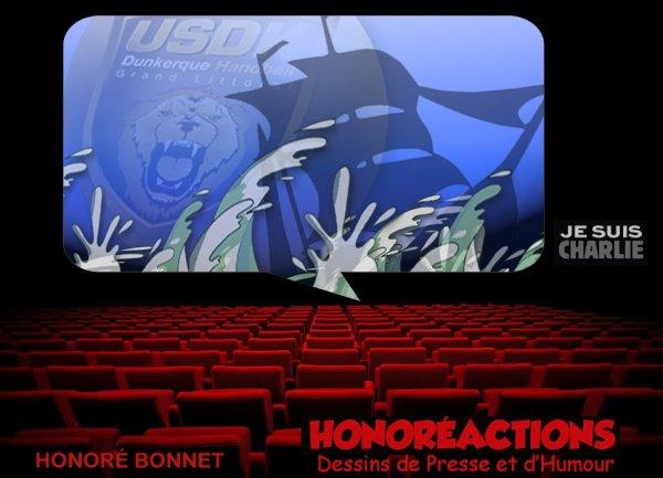 """Spécial """"USDK - PSG : Les lions restent en cage"""" - Image n° 1/4 !..."""