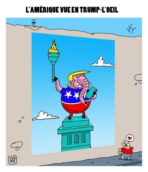 """Spécial """"USA : L'éléphant est le symbole du parti républicain"""" - Image n° 2/2 !..."""