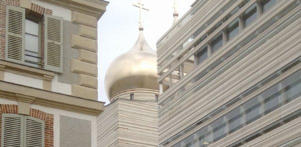 La cathédrale orthodoxe de Paris, victime des tensions diplomatiques franco-russes !...