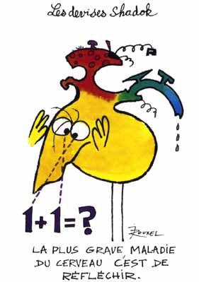 """Spécial """"PAS DE SOLUTIONS, PAS DE PROBLÈMES"""" - Image n° 1/2 !..."""