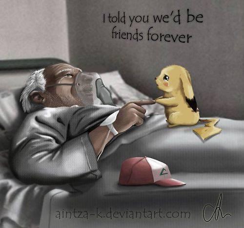 tellement triste ...