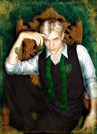 Tout le monde peut tomber amoureux Malefoy...                                                        by  Drago-Malefoy-Granger