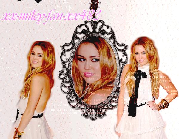 Bienvenue Sur Votre Source Sur La Belle Et Talentueuse Miley Ray Cyrus.