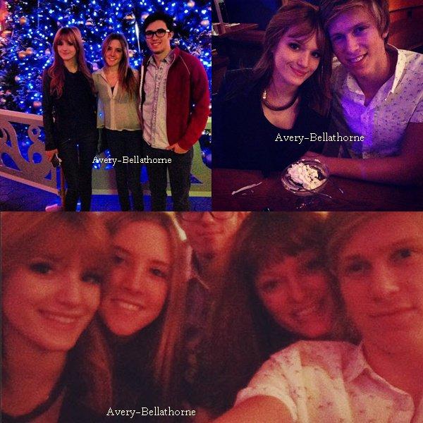 Bella's Thorne le 21 novembre . ( anniversaire de Tamara Thorne et los angeles missions ) .