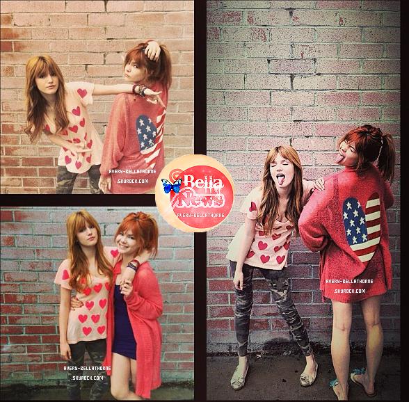 Nouvelle photos Twitter de bella le 25 janv. 2013.