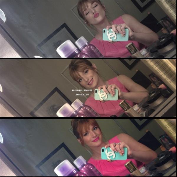 Nouvelle photos Twitter de bella le 9 Fév. 2013.