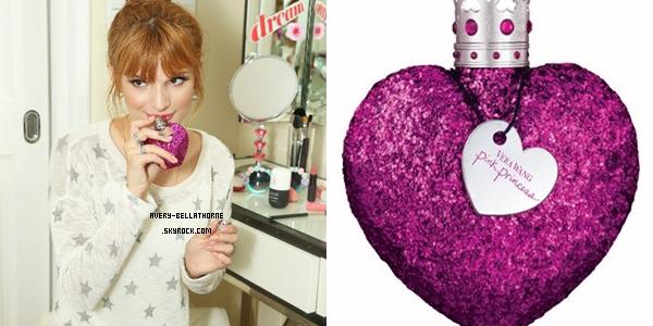 """shoot pour le nouveau parfum de Vera Wang """"pink princess"""" prise par La photographe Sara Jaye Weiss"""
