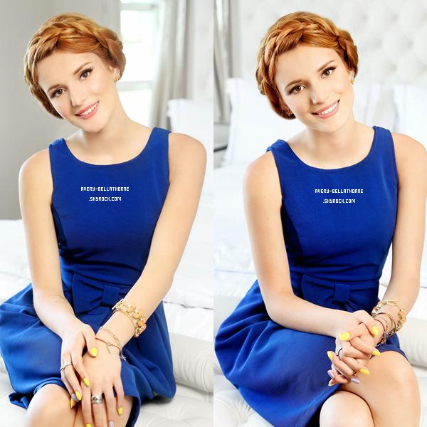 Nouveau shoot de Bella pour OK magazine par Sara Jaye Weiss réalisé le 18 avril 2013.