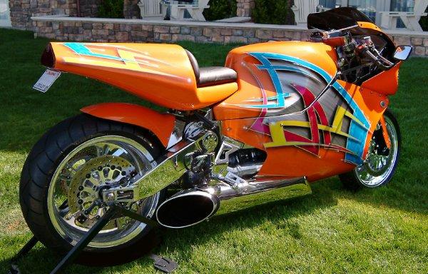 Y2k La Moto La Plus Rapide Du Monde Motor All Cars