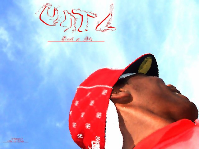 "Untel in the sky "" A dancehall soldier"""