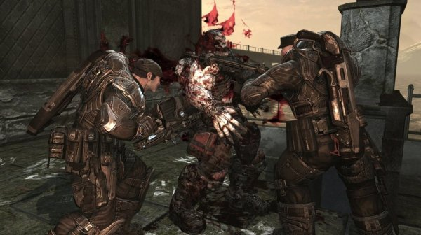 TEST GEARS OF WAR 2