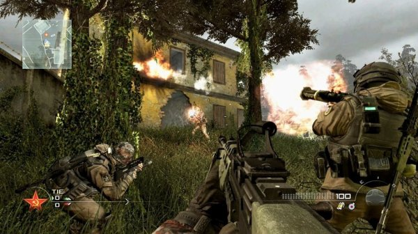 Test Call fo duty: Modern warfare 2