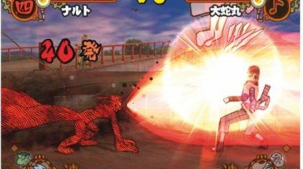Test Naruto shippuden ultimate ninja 5