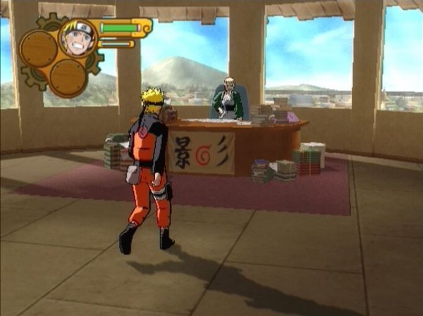 Test Naruto shippuden ultimate ninja 5