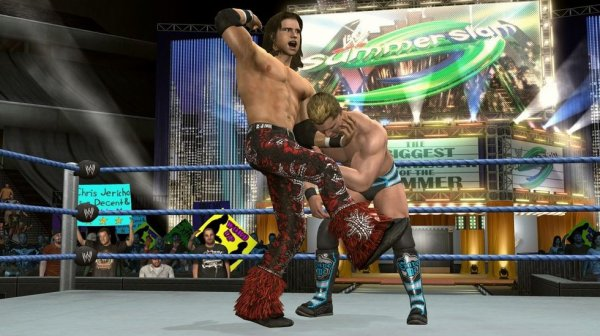TEST SMACKDOWN VS RAW 2010
